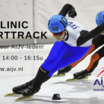 2019 Shorttrack clinic voor AIJV-leden
